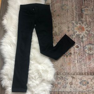 J. Brand Black Jeans size 27 like new